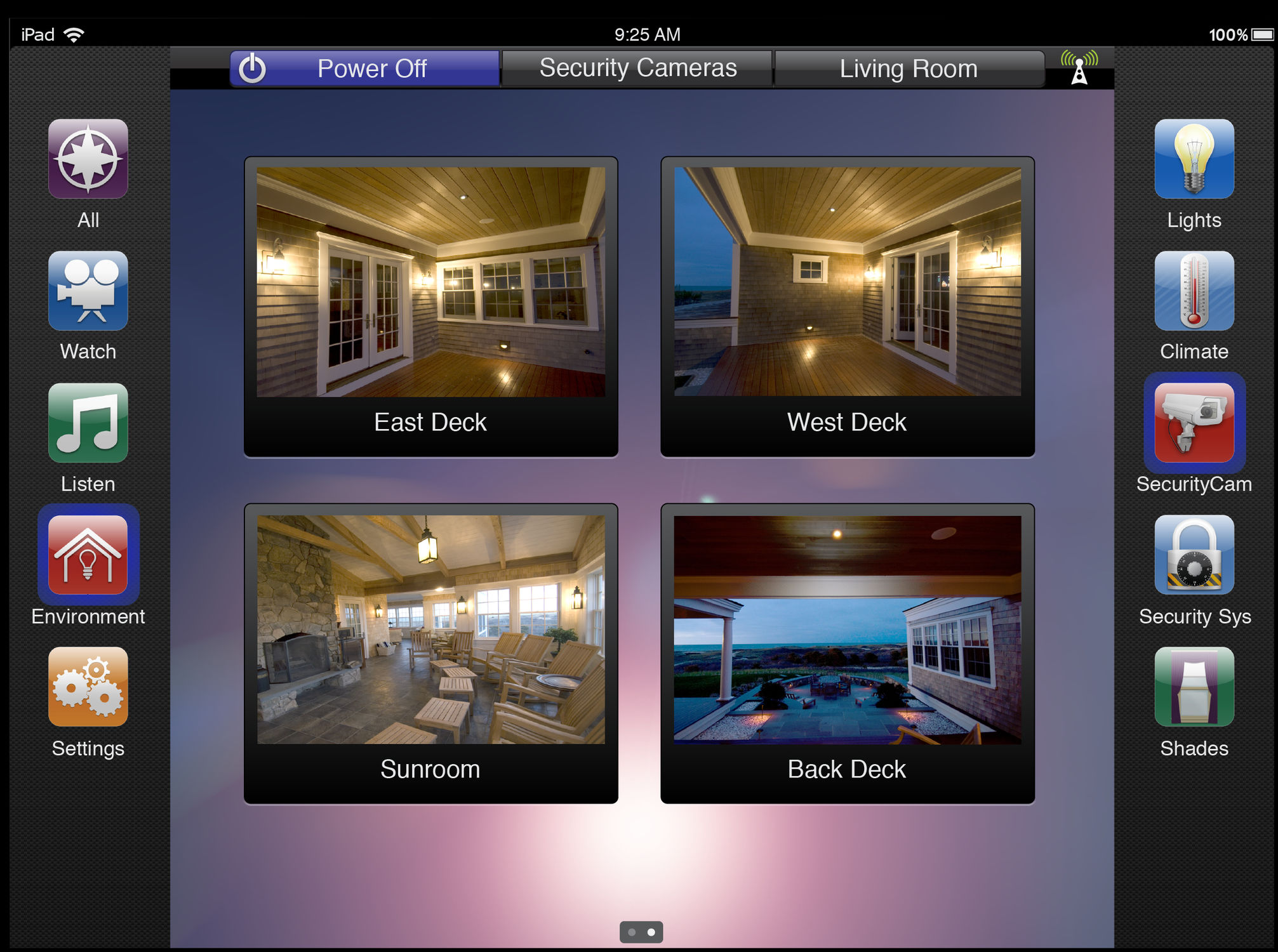 Custom Home Automation Systems NJ