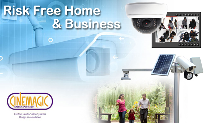 Surveillance Security Camera Design NJ