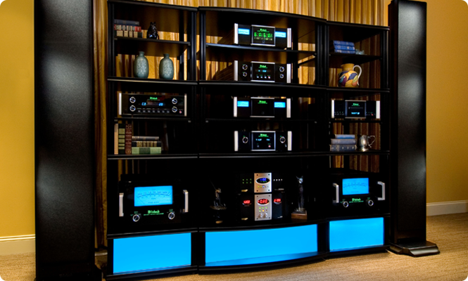 Custom Audio Video Design Installation