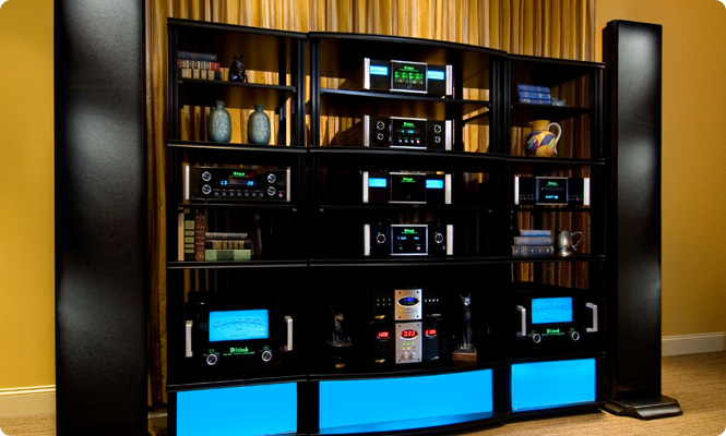 Home Audio System NJ