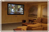 Family Room Entertainment Installers NJ